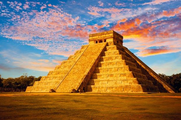 tiers pyramid